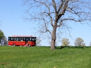Valley Forge Trolley
