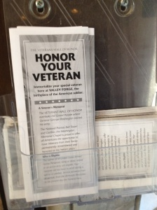 Honor your veteran