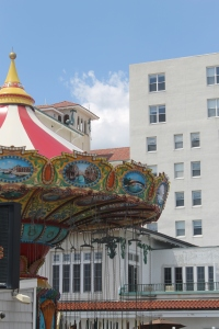 Carousel Swing