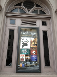 Philly Broadway