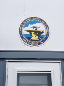 NAS Wildwood Sign