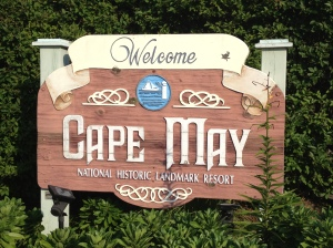 Cape May Sign