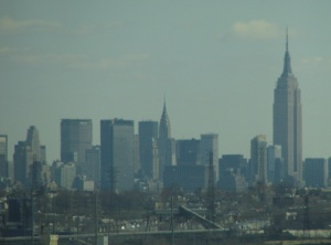 View of New York City