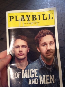Signed Playbill