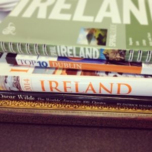 Ireland Books Staff Inst