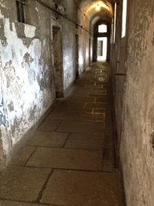 Old Jail Hallway