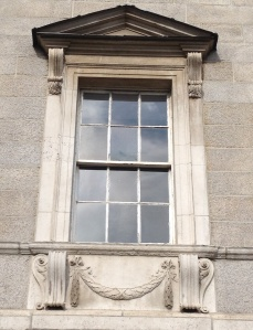 Old Window Detail