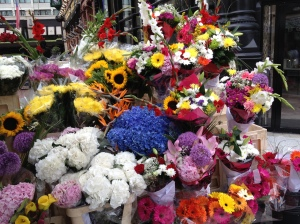 Grafton St Flowers
