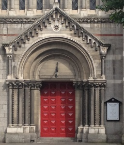 St Anns Red Door