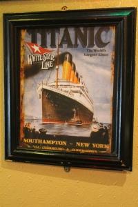 Vintage Titanic