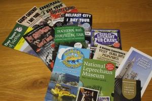 Ireland Brochures