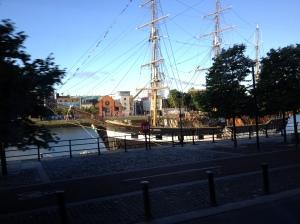 Tall Ship Jeanie Johnston