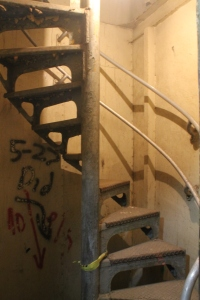 SSUS Spiral Stairs