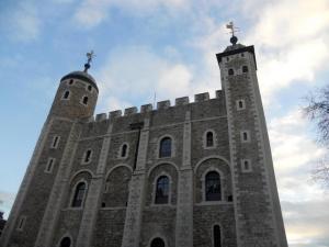 Tower of London. Photo Credit: Phoebe Murer.