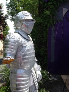One Armed Knight 1