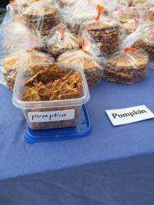 CP Pumpkin Pizzelle