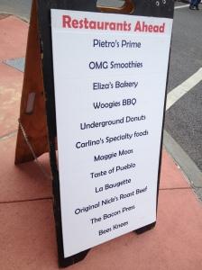 Restaurant Sign 2